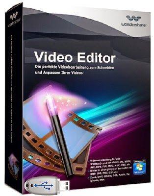wondershare video editor 3.0.3.6