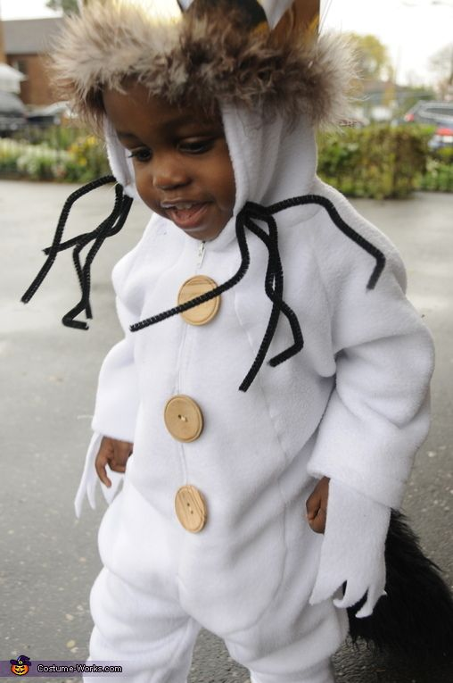 max where the wild things are halloween costume contest at costume halloween. Black Bedroom Furniture Sets. Home Design Ideas