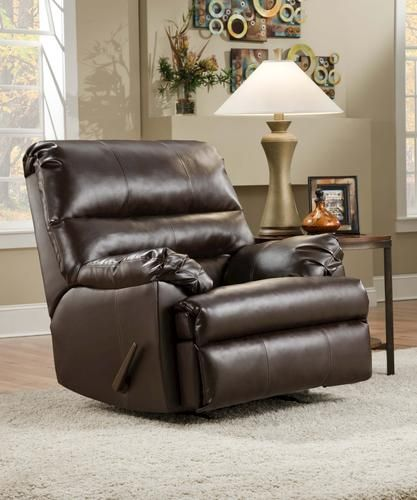 Simmons Upholstery Sebring Rocker Recliner At Menards