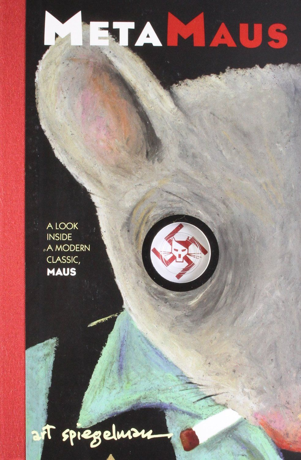 Metamaus By Art Spiegelman Look Dvd