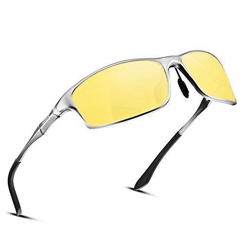 79724d5c80 SOXICK Night Driving Polarized Glasses for Men Women Anti Glare Rainy Safe  HD Night Vision HOT