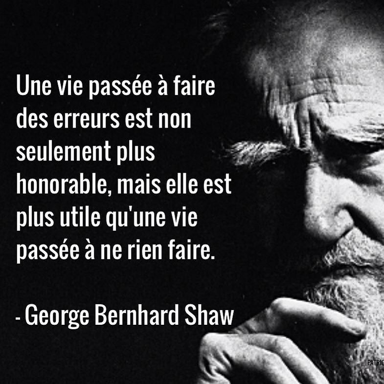 George Bernard Shaw Citation Citations Inspirantes Citation