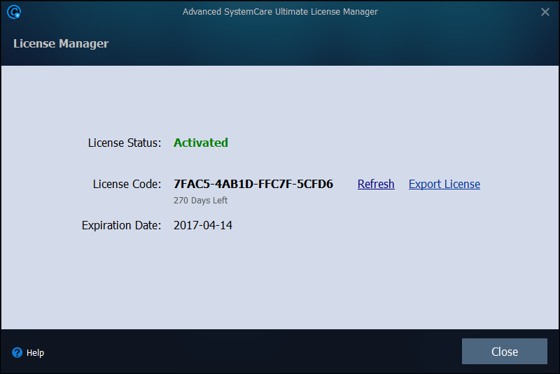 download advanced systemcare 11 pro key