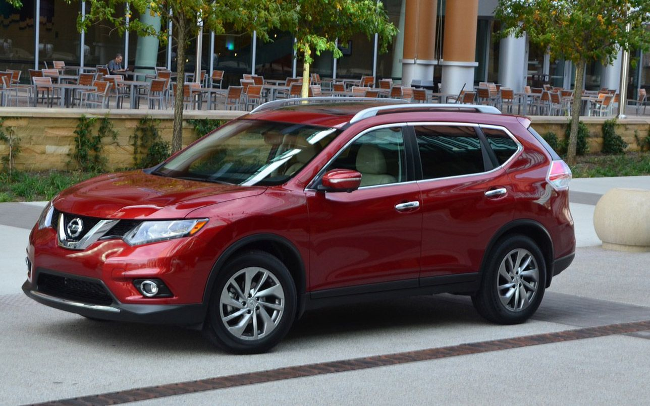Nissan Rogue 2015 Photo Gallery Of The 2015 Nissan Rogue Debuts