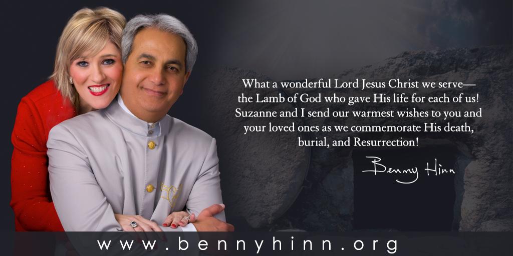 www bennyhinn org www facebook com/BennyHinnMinistries