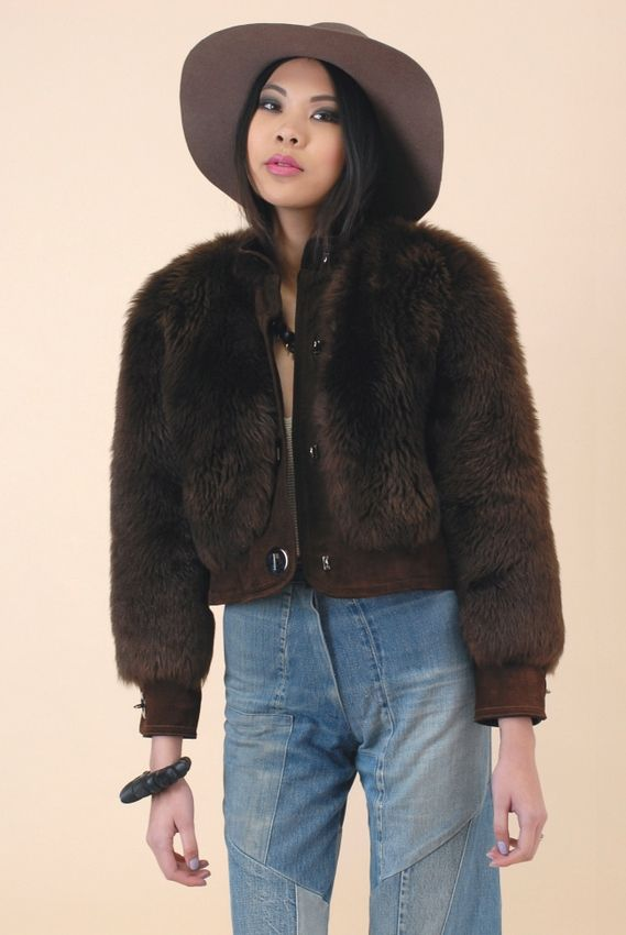 Sadie Faux Fur Jacket