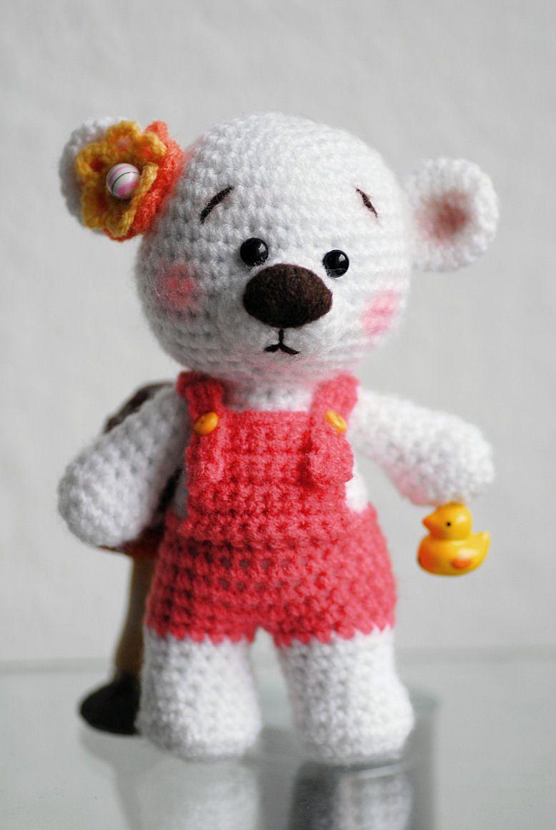 Teddy\'s - Jzamell Teddy\'s & Co. Amigurumi Teddy Bär gehäkelt ...