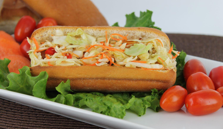 Tahini Dog | Udi's® Gluten Free Bread