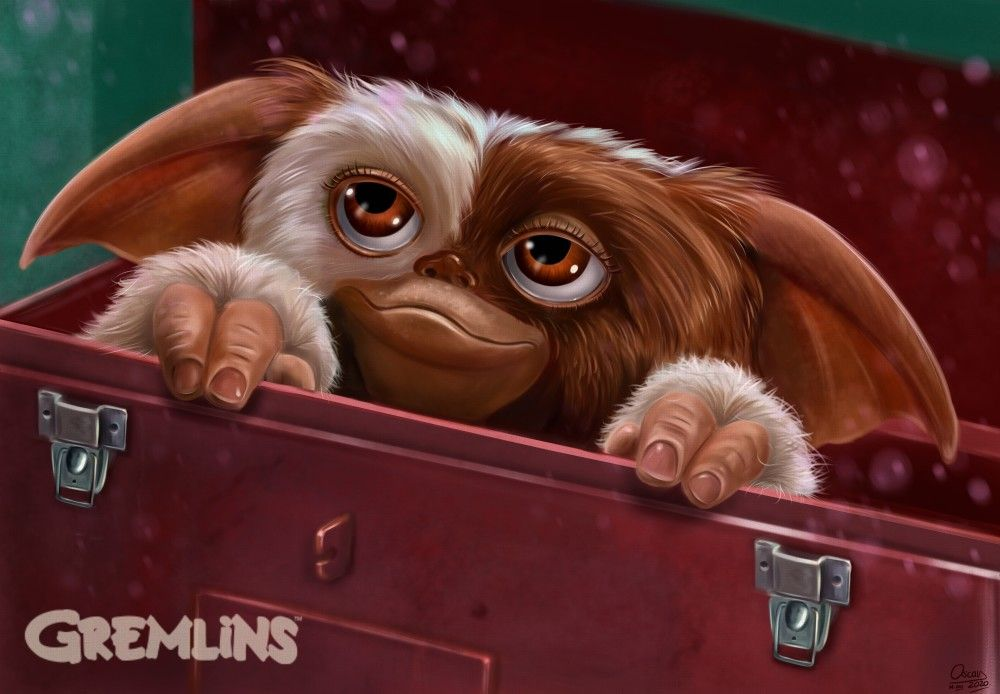 Gremlins In 2020 With Images Gremlins Clip Studio Paint Talenthouse