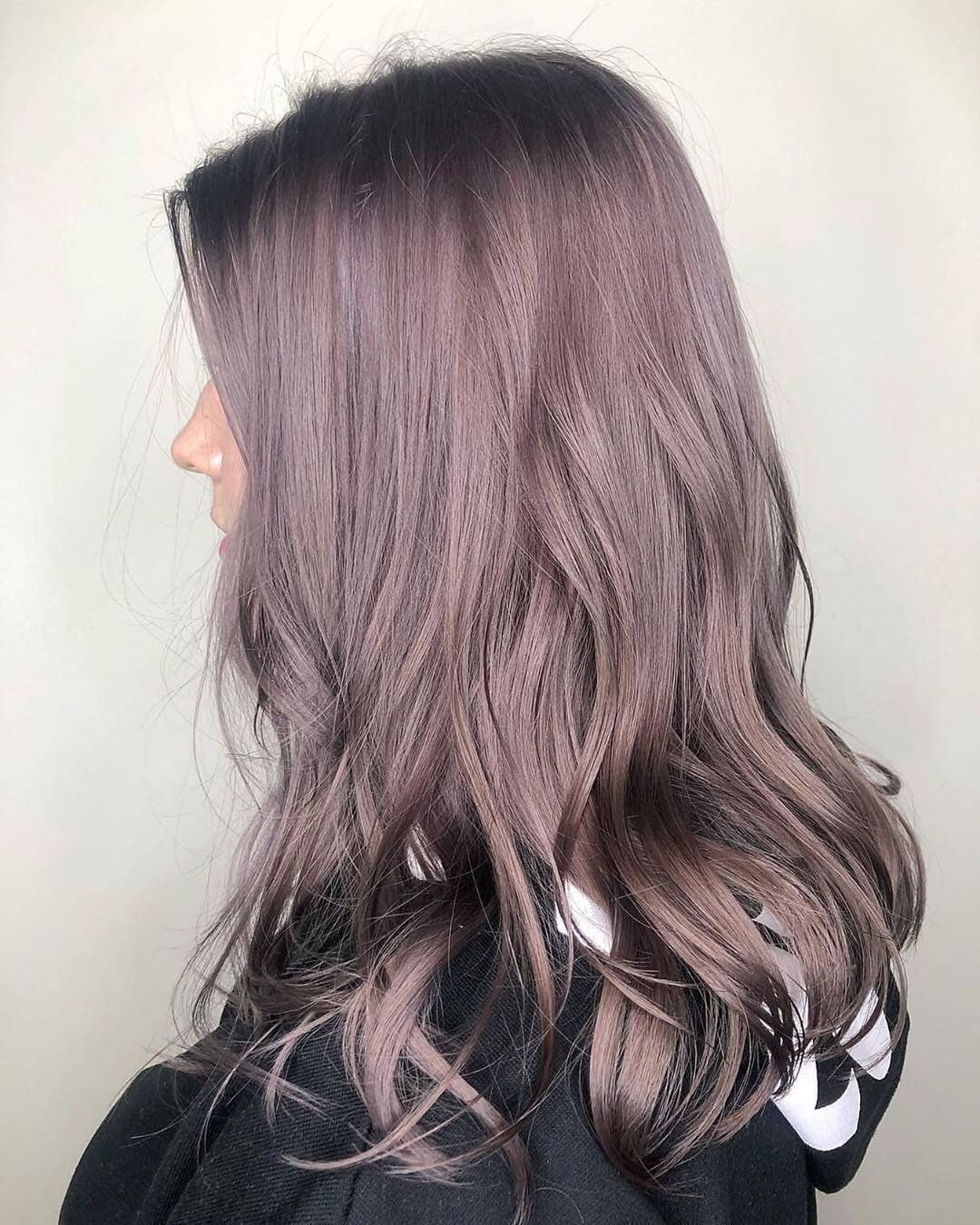 We Re Constantly Mesmerized By The Beautiful Creation Including This Latest Hair Work Lavender Blush Stylist Number76 Makino Omotesando Tokyo