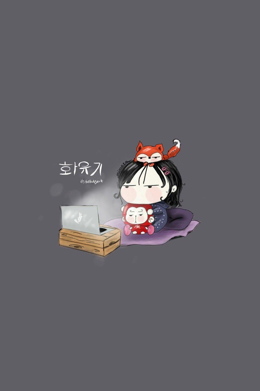 A Korean Odyssey Fan Kdrama Koreandrama Korean Drama A Korean Odyssey Akoreanodyssey Lee Seung Gi Fox Illustration Fanart Art F Fanart Ilustrasi