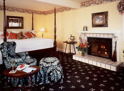 Pacific Grove Lodging Green Gables Inn Monterey Ac modations CA