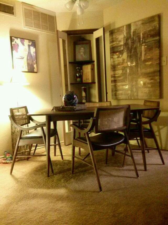 Dining Room Furniture Dallas The Very 1St Holman Furniture Dining Room Set That I Picked Up At
