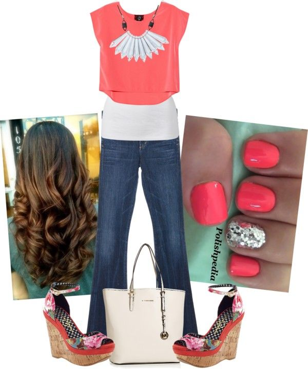 """perfect look for spring....."" by anabelenalons on Polyvore"