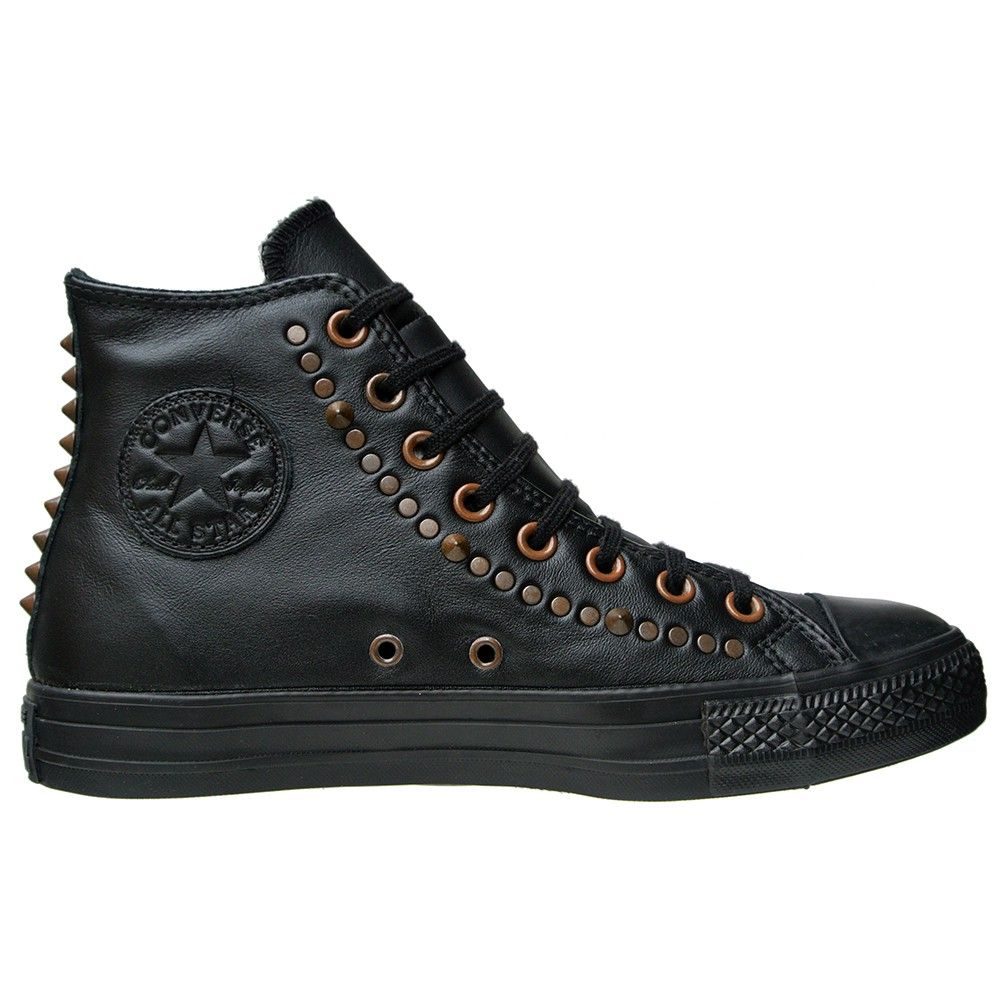 chuck taylor leather studs | Converse Schuhe Chuck Taylor