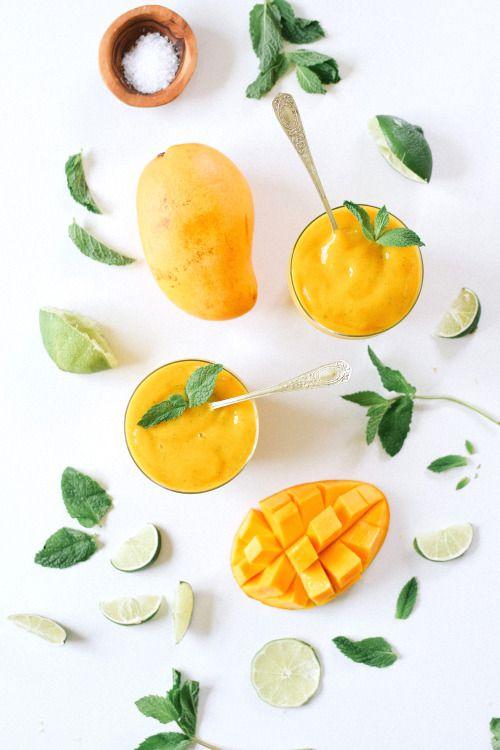 mango mint freeze