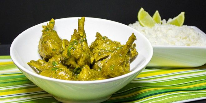 Trinidad-Style Curry Chicken Recipe - great with roti or rice