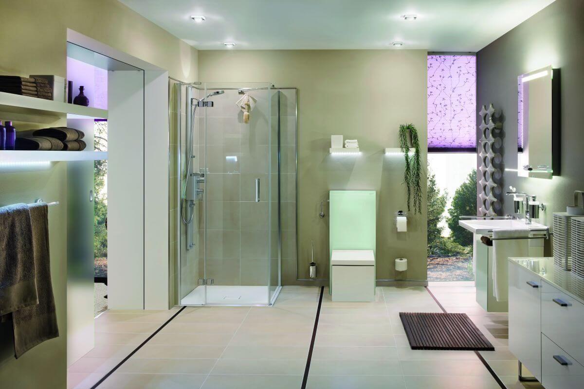 Einbauleuchten Badezimmer ~ Einbauleuchten im badezimmer 💧 sicher schön und besonders hell