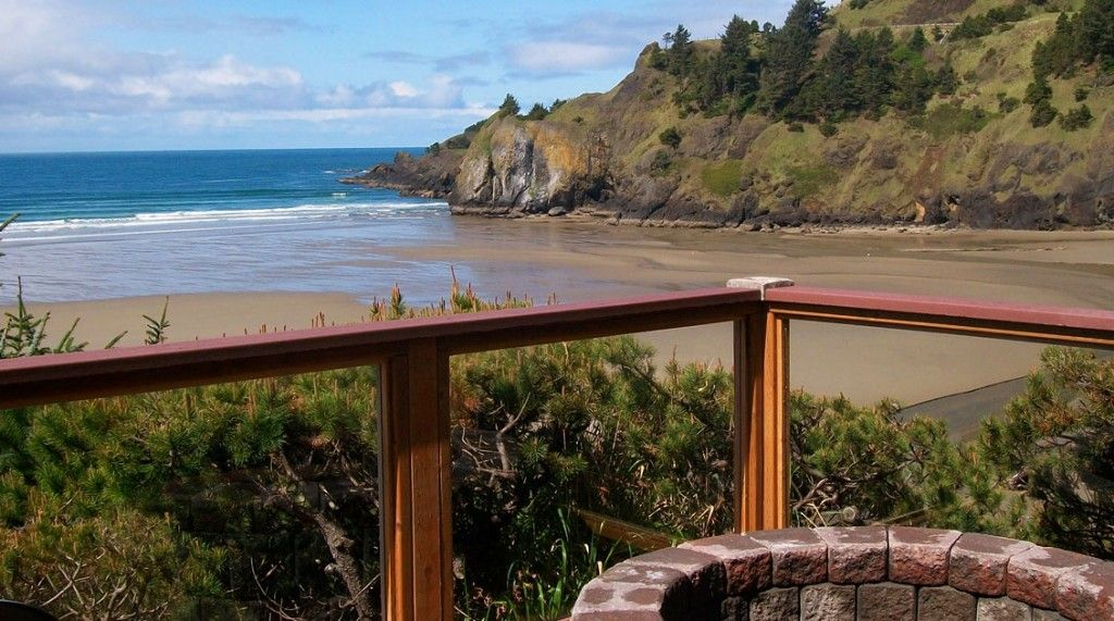 Newport, Oregon - Ocean House Bed and Breakfast