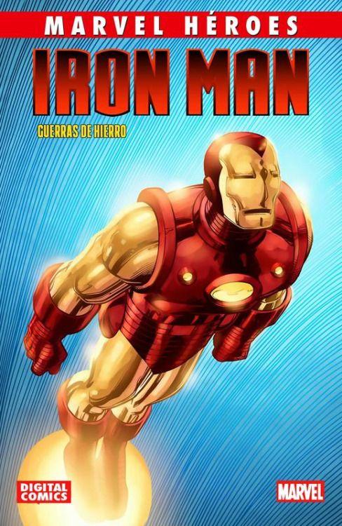 Iron Man - Guerras de Hierro   CBR   Español...