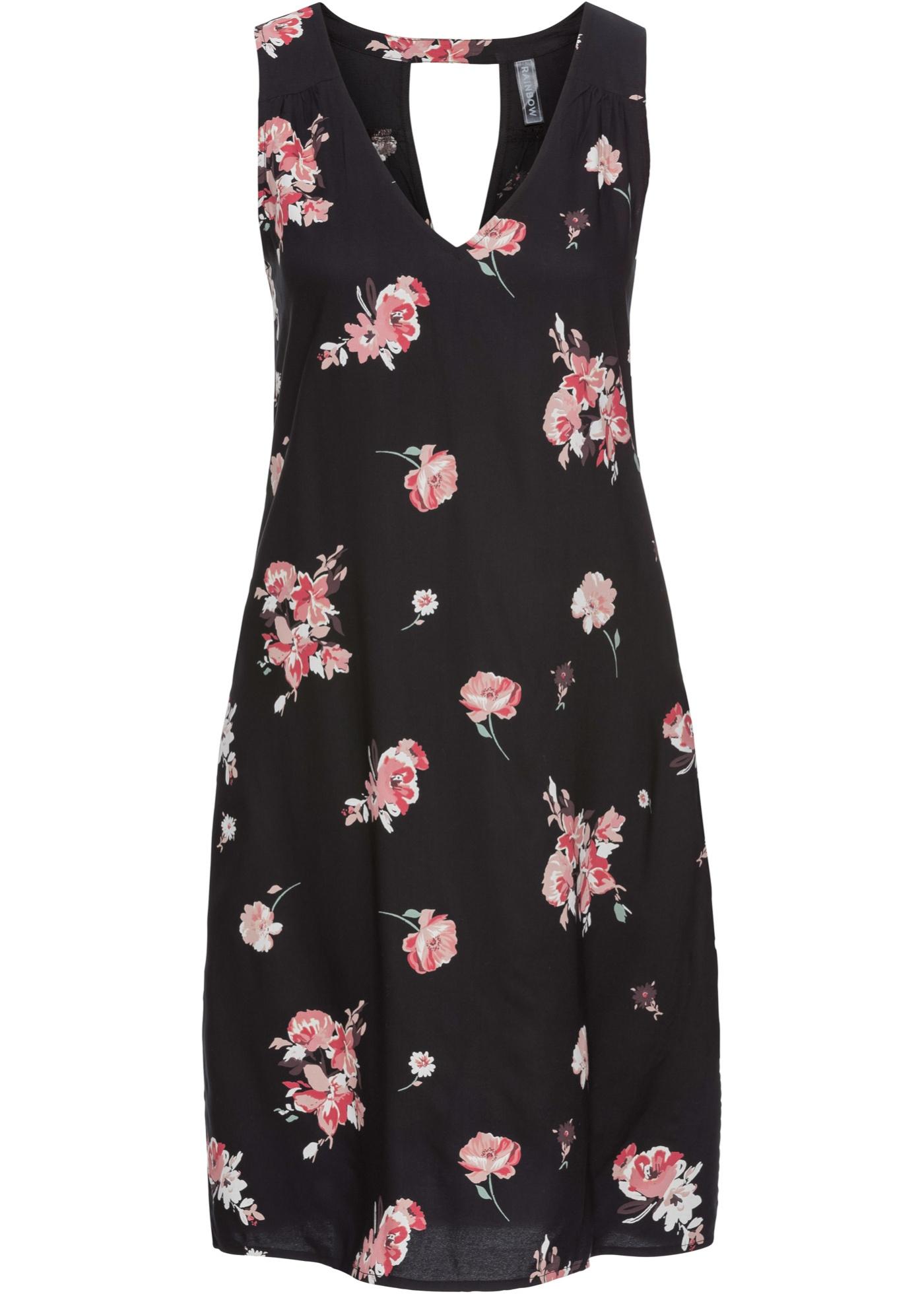 Kleid mit Rückenausschnitt  Kleid rückenausschnitt, Kleider und