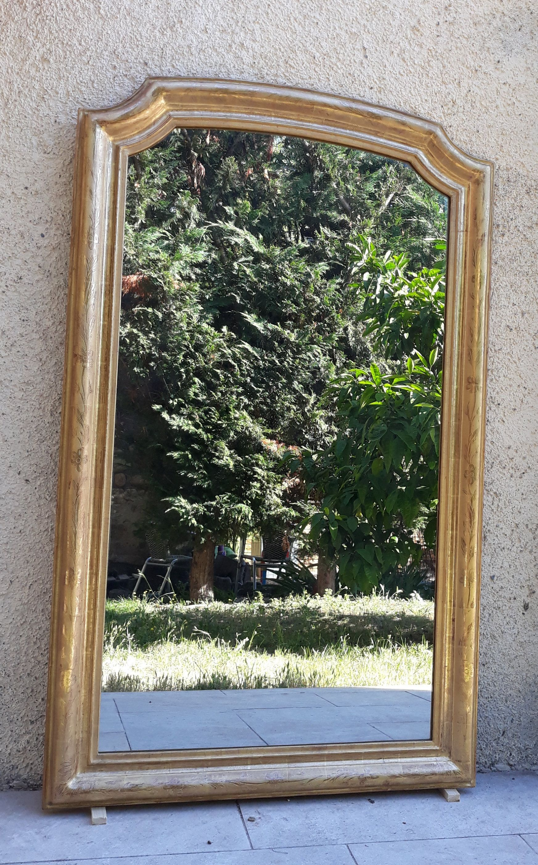 epingle sur antique mirror