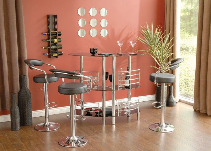Kitchen Island Jysk oscar/courtney 4pc bar set - $449.00 jysk | for the home