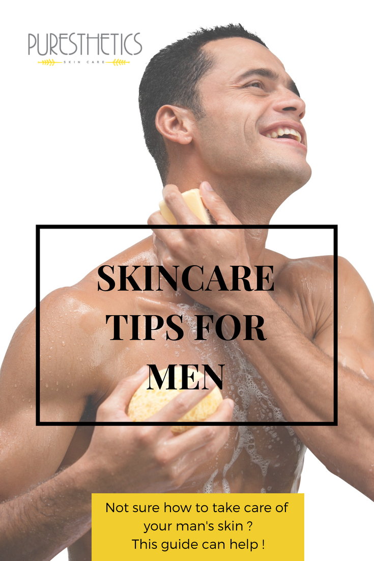 Men What About Your Skin What Daily Skin Care Regimen Do You Have It S Not Unmanly To Be Conscious About Ta Mens Skin Care Daily Skin Care Skin Care Steps