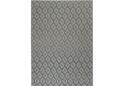 Dara Blue Chambray 53 X 76 Rug Rox Find Affordable Rugs For Your Home That Will Complement The Rest Of Furniture