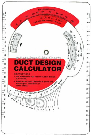 Duct Design Calculator Wheel Duct Industrial Hvac Air Duct