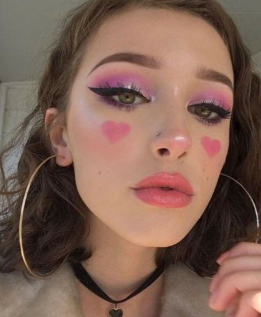 Pretty With Pink In 2020 Creative Makeup Artistry Makeup Pink Makeup