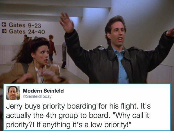 Modern Seinfeld Seinfeld Hilarious Funny Fails