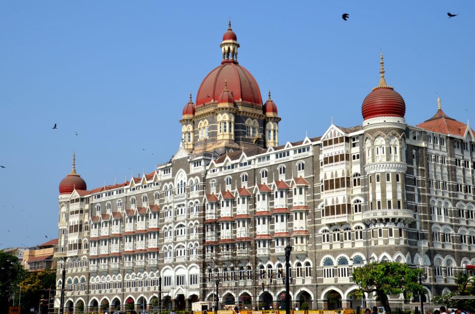 Staying In A Mumbai Landmark The Taj Mahal Palace Hotel Locuri