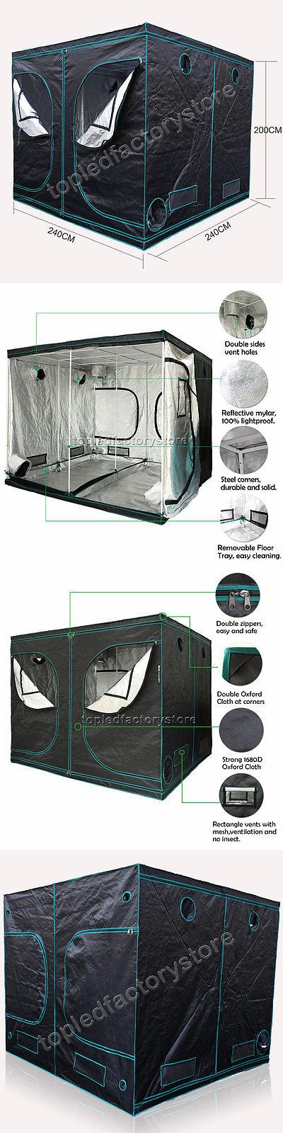 Tents Tarps and Shelves 178993 8 X8 X7 Mars Indoor Grow Tent Room Box Hut & Tents Tarps and Shelves 178993: 8 X8 X7 Mars Indoor Grow Tent Room ...