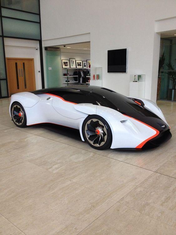 U0027u00272017 Aston Martin DP 100 U0027u0027 2017 Auto Concept, Nouvelles Autos