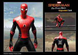 Spider Man Web Of Shadows Pc Mods Page 1 Spiderman Man Cool Suits