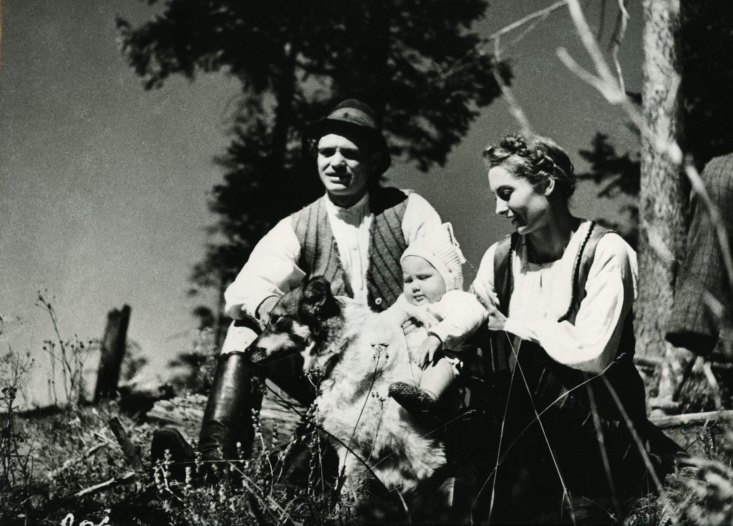 'Uomini della montagna' (1942); regia: István Szőts. Titolo originale: 'Emberek a havason'