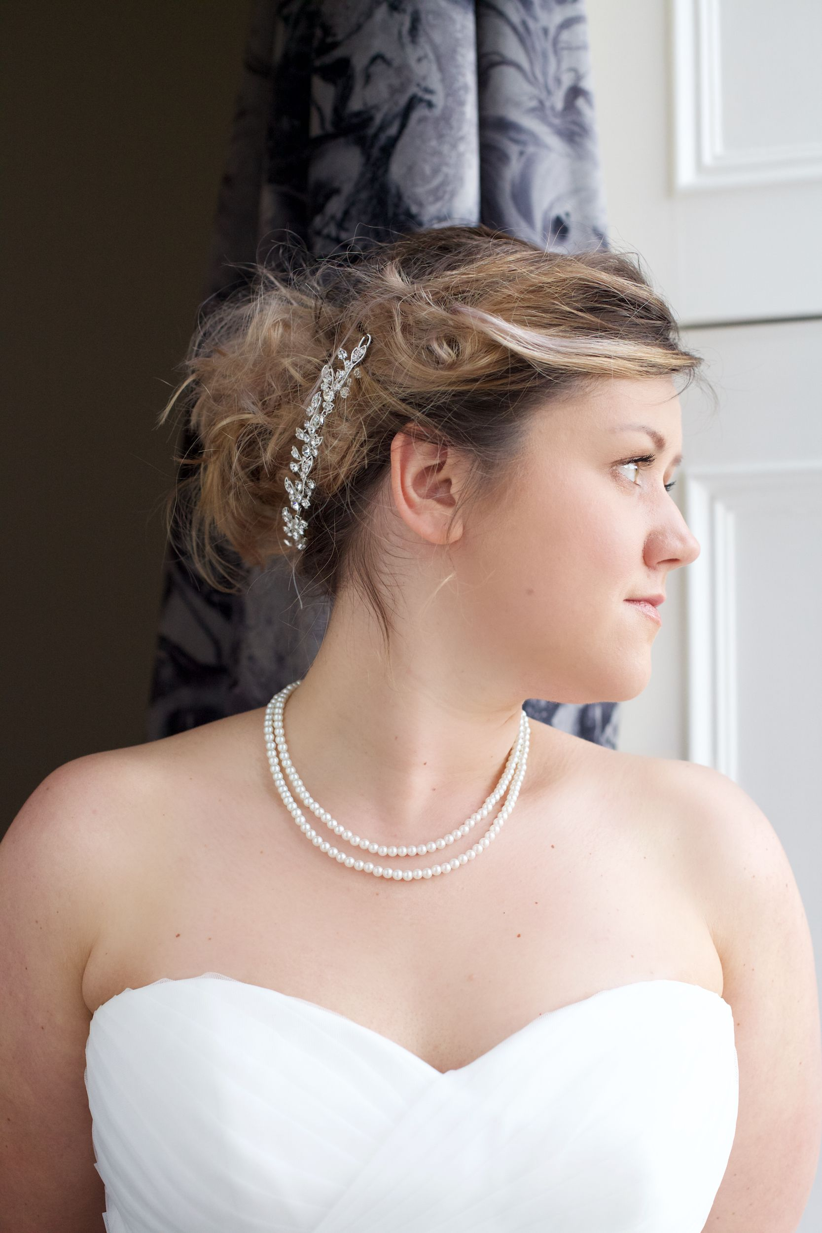 17++ Pearl wedding necklaces uk information