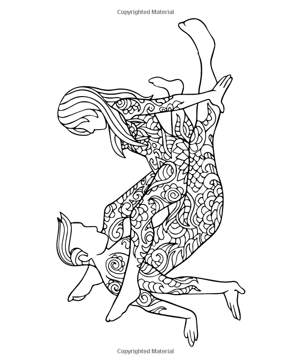 Sex position coloring book