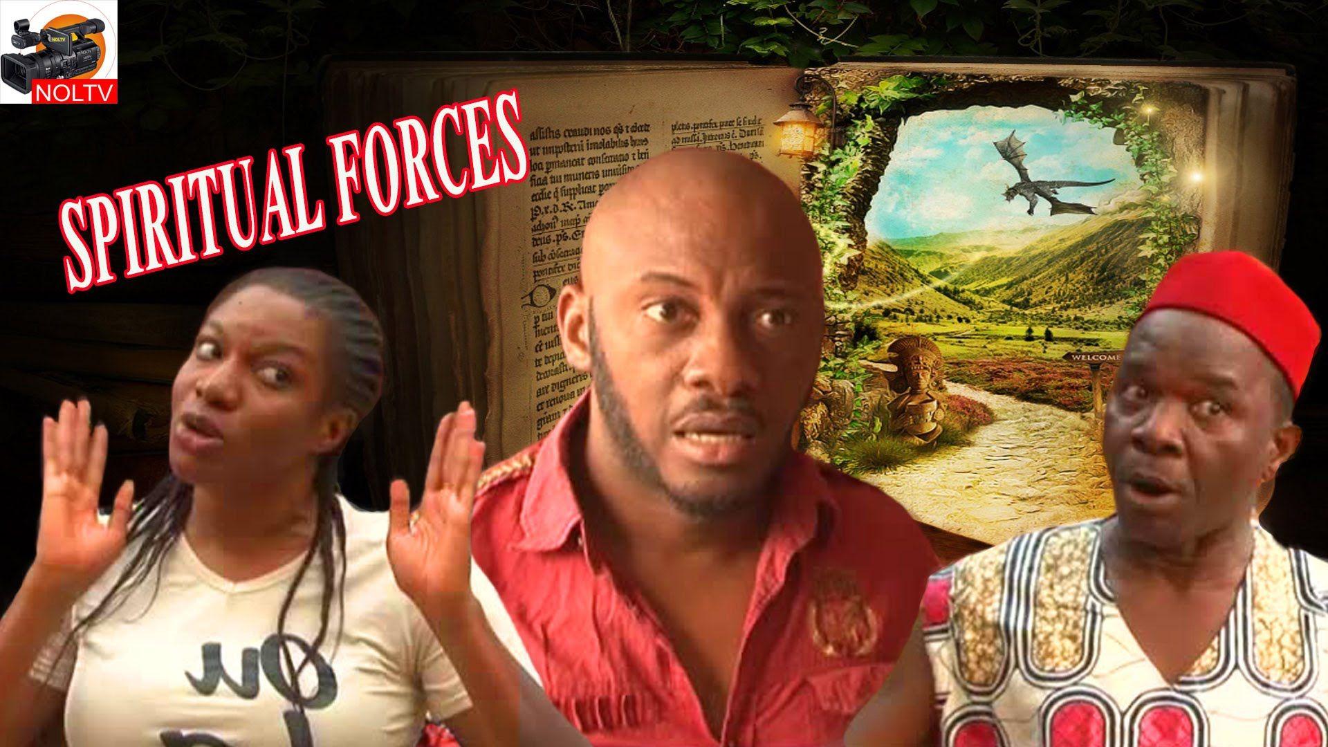 Spiritual Forces - 2015 Latest Nigerian Nollywood Movie
