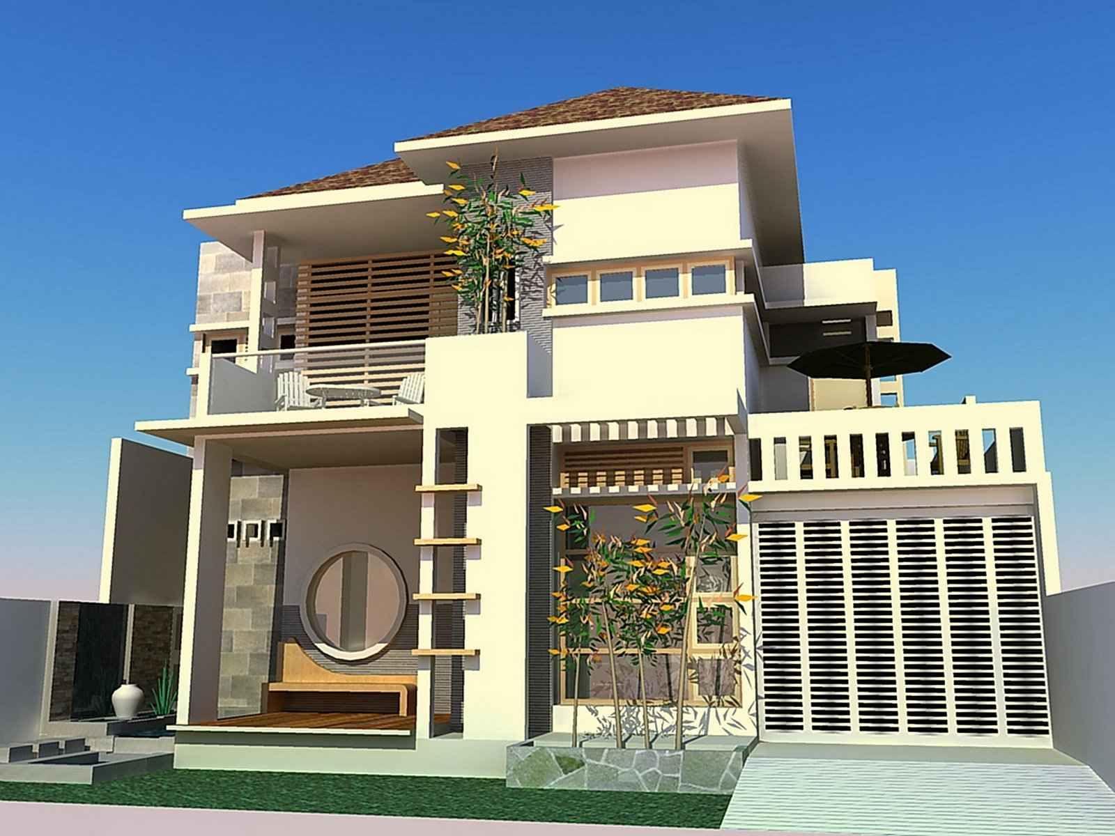 New Home Designs Latest Modern Homes Front Designs Florida Desain Exterior Rumah Desain Rumah Desain