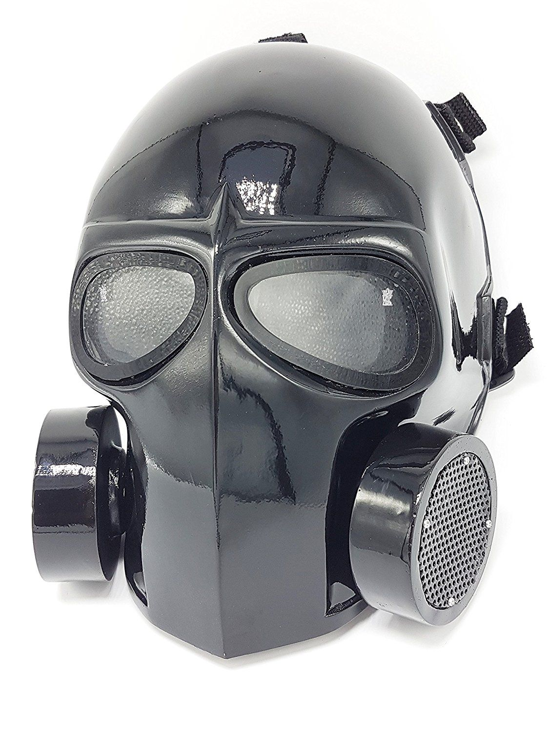 Amazon.com : Invader King Flat White Airsoft Mask Army of Two ...