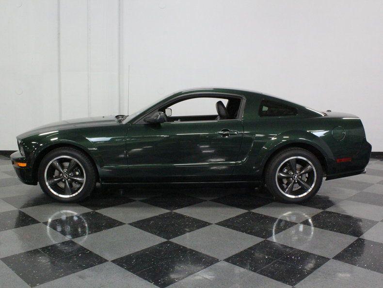2182192 B1a50da67f Low Res Mustang Bullitt Ford Mustang Bullitt 2009 Ford Mustang
