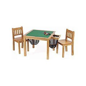 $225 Imaginarium LEGO Activity Table And Chair Set