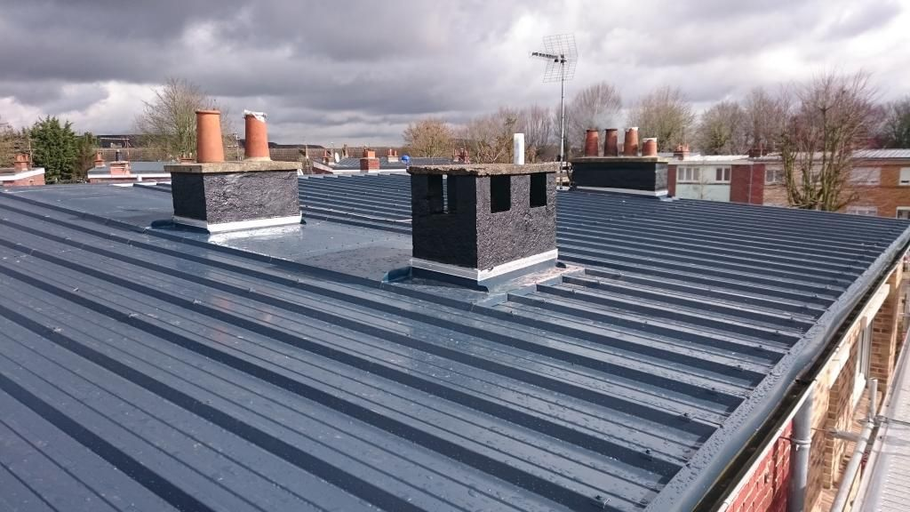 Etancheite De La Toiture La Solution De La Membrane Epdm Toit Vegetalise Toit Vert Terrasse Maison