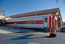 Barstow California S Railroad Mcdonalds This Used To Be One Of The