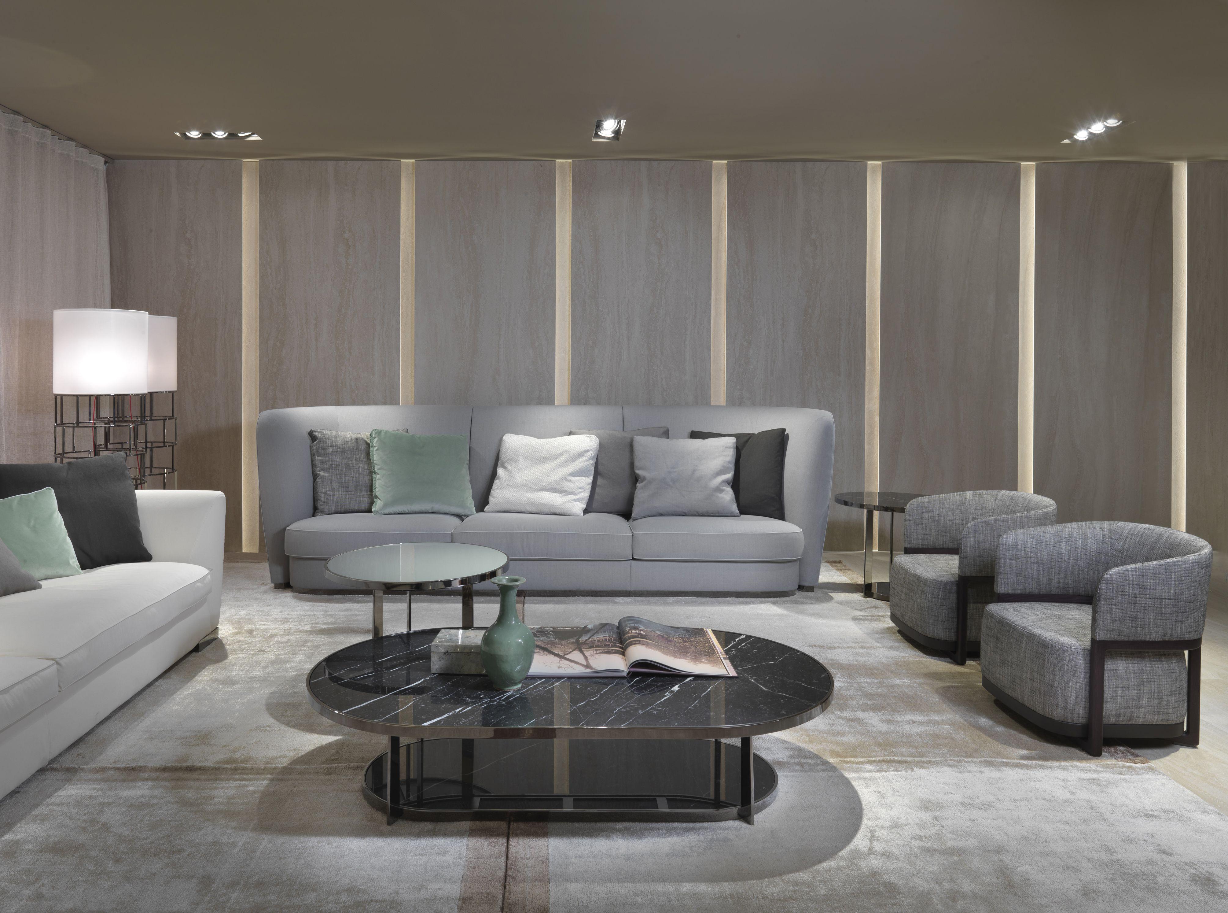 Mobili Di Lusso Milano : Flexform mood salone del mobile di milano altea sofa design