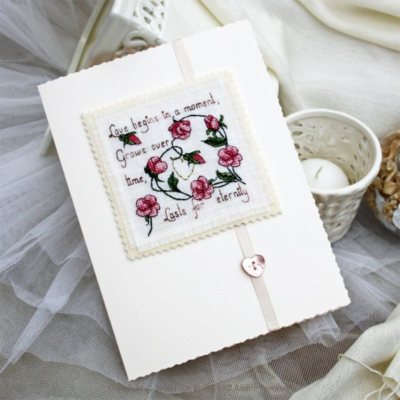 Sweet Roses Card  Faby Reilly Designs  Hediyeler  Pinterest