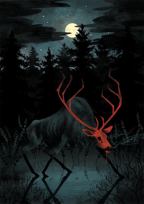 Oh, my deer.