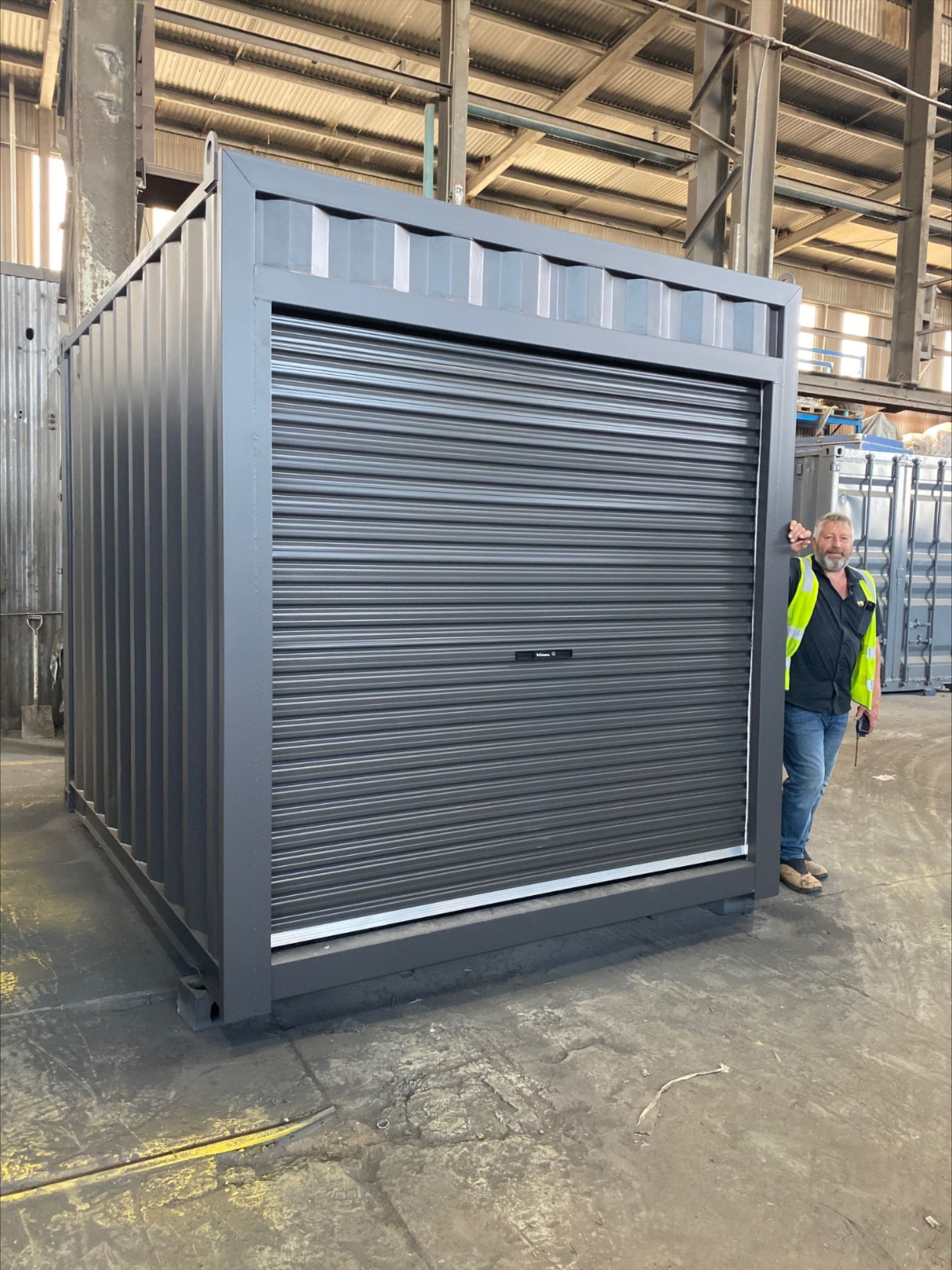 Shipping Containers For Sale In Melbourne Containerspace In 2020 Shipping Containers For Sale Containers For Sale Container Restaurant